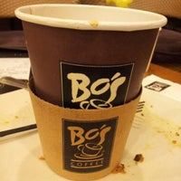 Photo taken at Bo's Coffee by Pepet77 on 9/8/2012