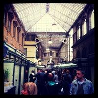 Photo taken at St. Nicholas Market by Alex B. on 4/7/2012