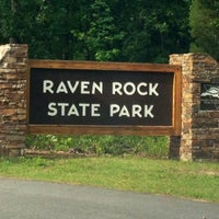 Photo taken at Raven Rock State Park by Matt D. on 5/19/2012