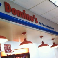 Photo taken at Domino's Pizza Team Rancho PQ by David H. on 2/12/2012