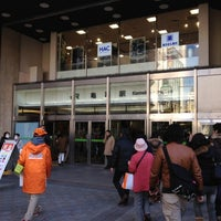 Photo taken at JR 亀戸駅 by Naotaka S. on 2/11/2012