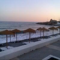 Снимок сделан в Playa La Torrecilla пользователем Julie G. 7/11/2012