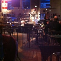 Photo taken at Subeez Cafe Restaurant Bar by John V. on 3/19/2012
