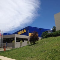 Photo taken at IKEA by Kelly M. on 6/2/2012