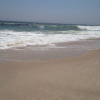 Photo Taken At Ponquogue Beach By Christina R On 7 16 2012
