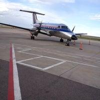 Photo taken at Gate B71 by Jill on 4/18/2012