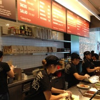 Photo taken at Chipotle Mexican Grill by Barnabas on 5/10/2012