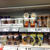 Photo taken at REWE by AmsterdamVideo.com C. on 9/11/2012