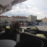 Photo taken at Rijeka Harbour by Krzysztof P. on 7/13/2012