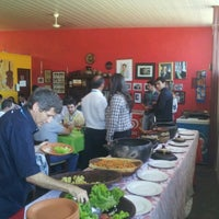 Foto tirada no(a) Tia Zelia Restaurante por Itamar S. em 7/4/2012