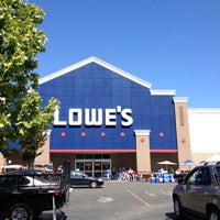 Photo taken at Lowe's Home Improvement by Tristan on 5/28/2012