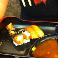 Photo taken at Sapporo Sushi by deb Y. on 7/20/2012