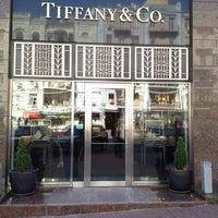 Photo taken at Tiffany by Yevgeniy I. on 6/30/2012