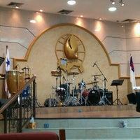 Foto tomada en Casa de Oración Cristiana por Juan Pablo F. el 7/8/2012