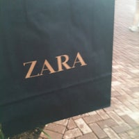 Photo taken at Zara by Bruna A. on 3/22/2012