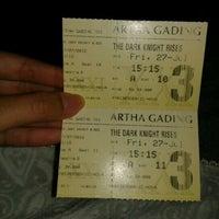 Photo taken at Artha Gading XXI by ratna n. on 7/27/2012