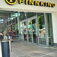 Photo taken at Finnkino Tennispalatsi by Jonni V. on 7/5/2012