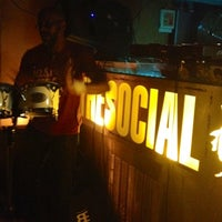 Photo taken at The Social by Kazz C. on 8/7/2012
