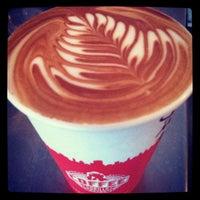 Photo taken at Gorilla Coffee by Darleen S. on 3/31/2012