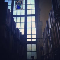Photo taken at Deering Library by Ina Y. on 5/22/2012