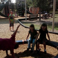 Photo taken at Urfer Family Park by Ashley R. on 4/22/2012