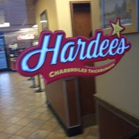 Photo taken at Hardee's by Brandon R. on 4/26/2012