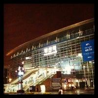 Photo taken at Busan Stn. - KTX/Korail by ULim p. on 6/26/2012