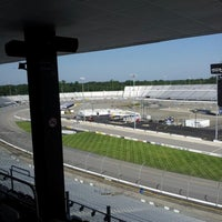 Photo taken at Richmond International Raceway by David H. on 8/16/2012