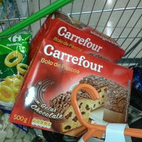Photo taken at Carrefour by Raquel O. on 3/31/2012
