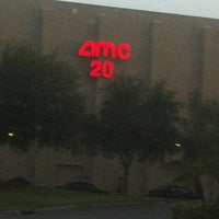 Photo taken at AMC Woodlands Square 20 by Amit S. on 7/14/2012