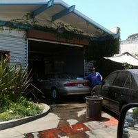 Photo taken at Tommys Express Car Wash by Arturo A. on 6/3/2012