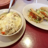Photo taken at Jacala Mexican Restaurant by Rhiannon E. on 2/22/2012