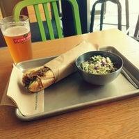 Photo taken at Hubbub Sandwiches by Matt M. on 7/7/2012