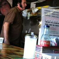 Photo taken at Fat Elvis Diner by Tana P. on 7/15/2012