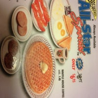 Photo taken at Waffle House by Adam S. on 3/24/2012