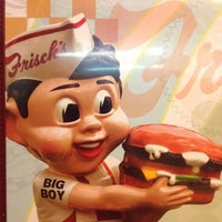 Photo taken at Frisch's Big Boy by Sherry G. on 4/9/2012