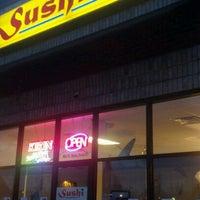 Photo taken at Sushi Max by Miranda B. on 3/14/2012