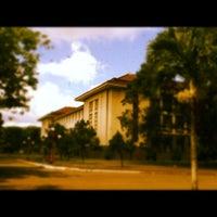 Photo taken at Gedung Pusat UGM by Reva D. on 3/25/2012