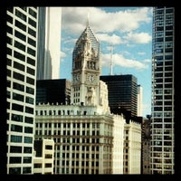 Photo taken at Homewood Suites by Hilton Chicago-Downtown by Pete H. on 9/8/2012