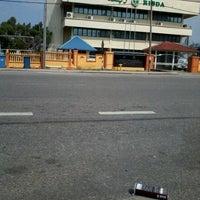Photo taken at Bus Stop Risda Marang by Zack G. on 7/22/2012