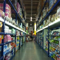 Photo taken at Selgros Cash & Carry by Maria M. on 8/18/2012