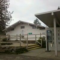 Photo taken at Santiam River Rest Area by Angelique K. on 2/15/2012