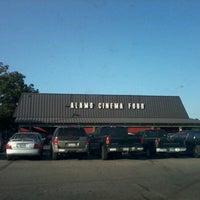 Photo taken at Alamo Drafthouse Cinema – Village by Chris J. on 9/8/2012