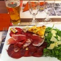 Photo taken at Pizza Del Arte by Hans v. on 3/22/2012