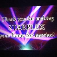 Photo taken at Starplex Cinemas Woodbridge 5 by Mel V. on 6/9/2012