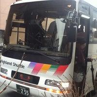 Photo taken at Matsumoto Bus Terminal by Hiroshi T. on 3/18/2012