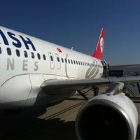 Photo taken at Nevşehir Kapadokya Airport (NAV) by Julien A. on 4/28/2012