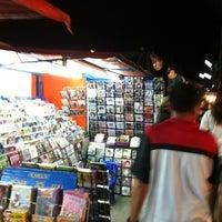 Photo taken at Night Bazaar Market by lovekhonRead ^. on 4/19/2012