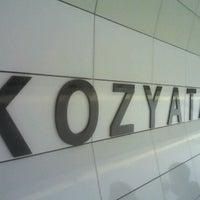 Photo taken at Kozyatağı Metro İstasyonu by Volkan on 8/27/2012