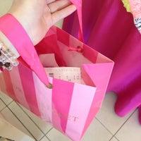 Photo taken at Victoria's Secret PINK by Jennifer on 5/13/2012